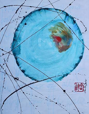 Cosmic energy- Susan Davies.jpeg