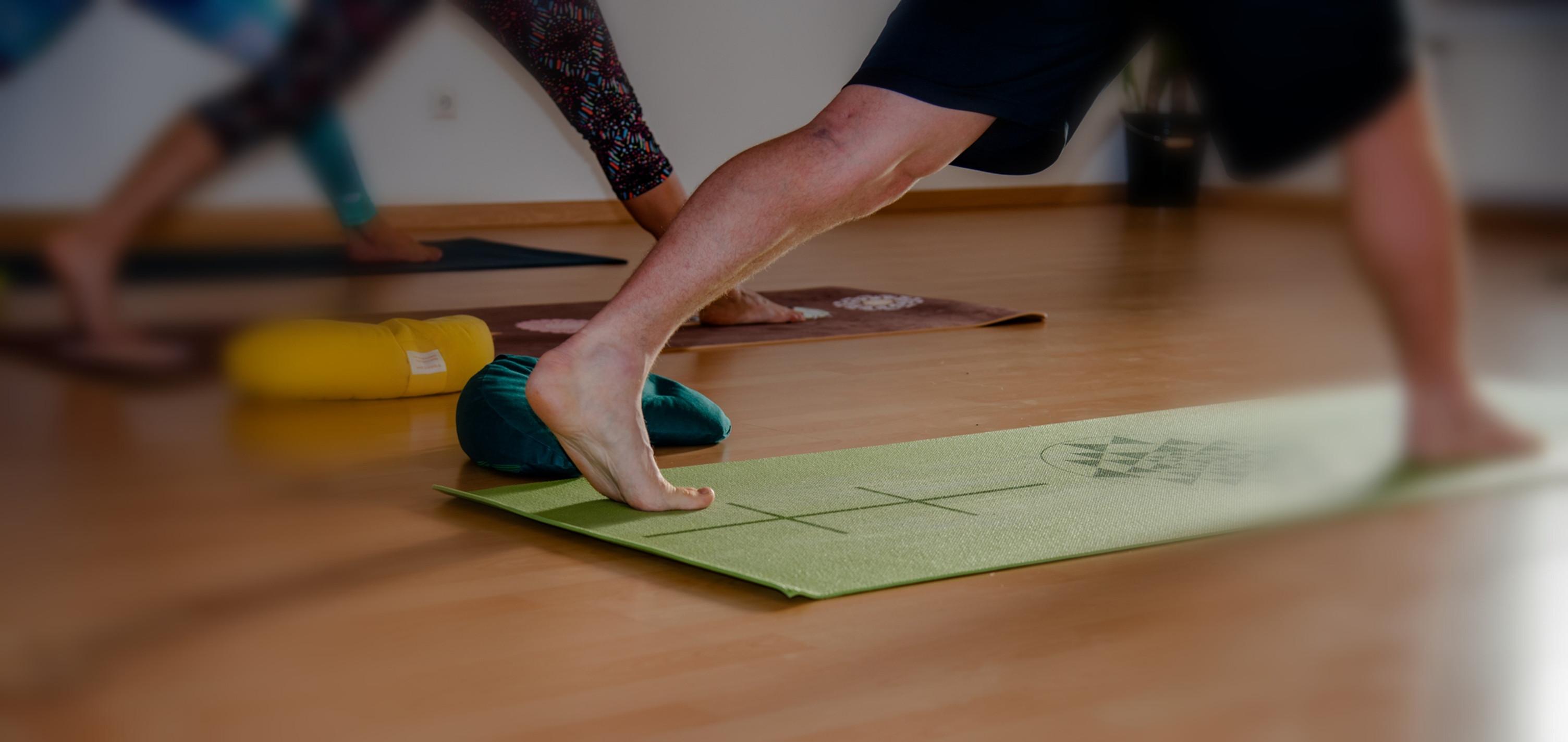 Hatha Yoga Mittwoch