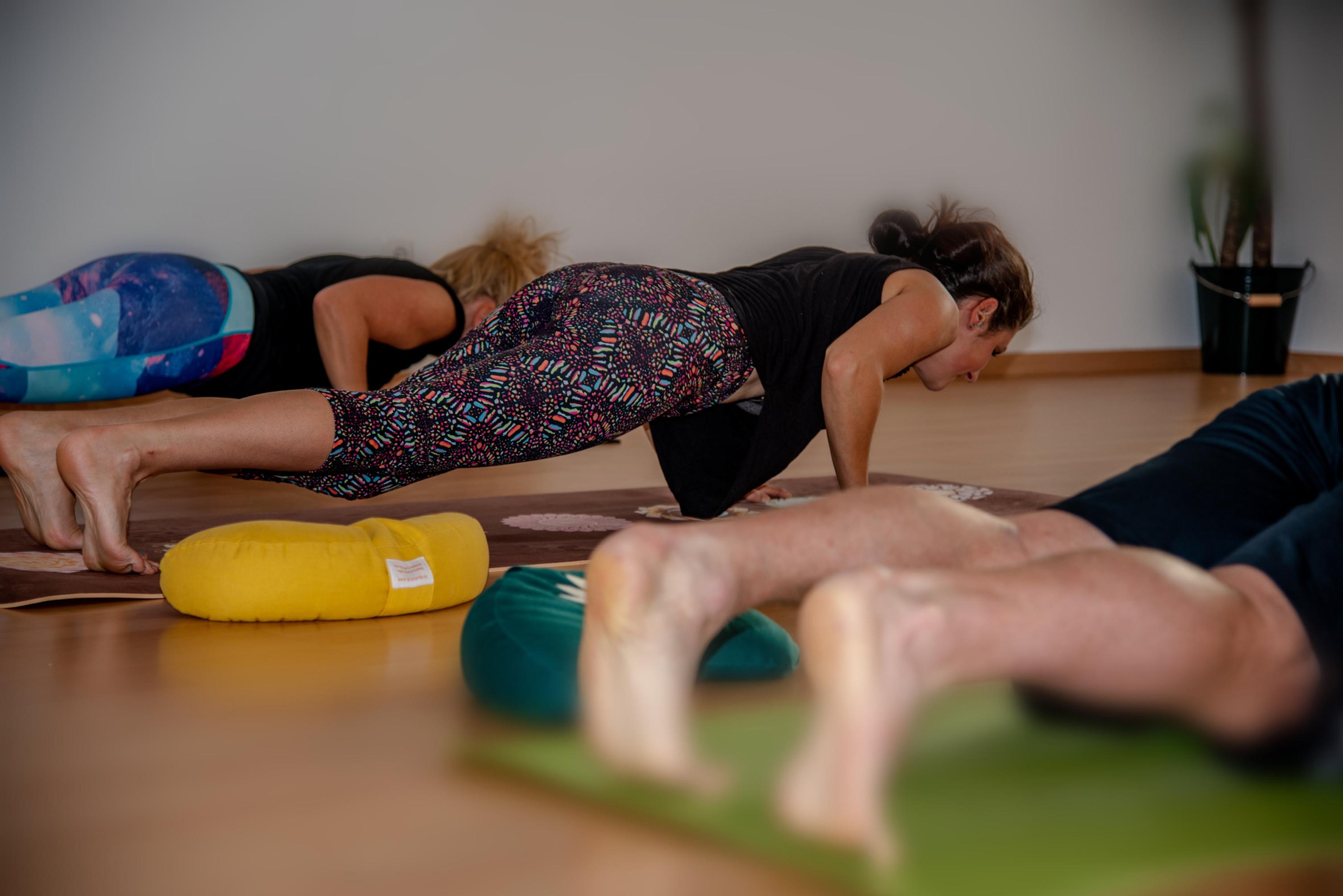 Hatha Yoga Montag