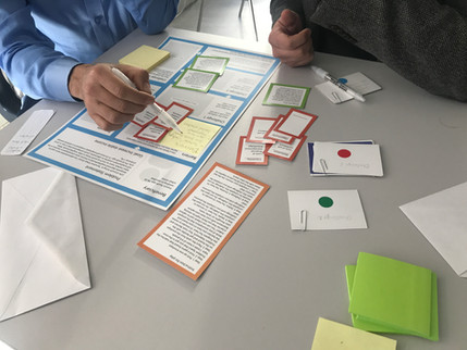 Crowdsourcing solutions to youth unemployment through game-based events