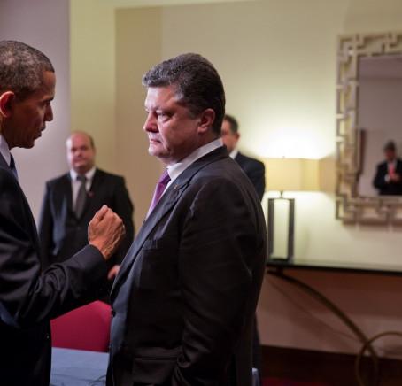 Ukraine's No Laughing Matter