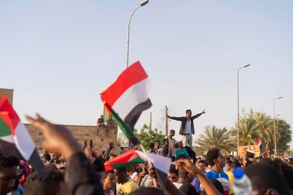 Sudan Can't Wait