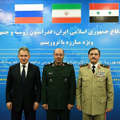 Divergent Interests: The Iran-Russia Battle for Influence in Post-War Syria