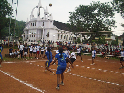 Volleyball Sports Ministry - Wordless Ministries