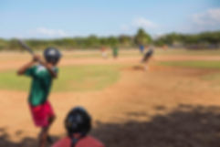 Baseball Sports Ministry- Wordless Ministries