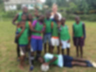 Soccer Sports Ministry - Wordless Ministries