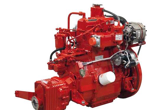 Bukh DV-24 ME merimoottori, marinmotor, marine engine Bukh DV-24 ME