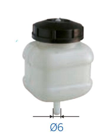 Öljytankki tiivisteboxille, Oljetank för tätningsbox, Oiltank