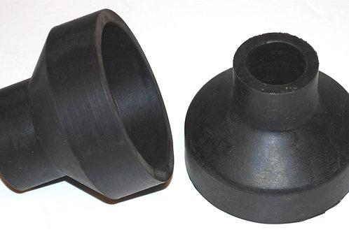 Öljynjäähdyttäjän päätykumi Solé, Oljekylarens gaveldäck, Cap Oil cooler