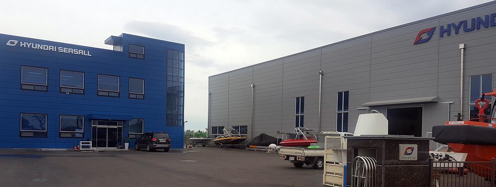 Hyundai SeasAll new relocation July 2017