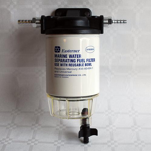 Polttoainesuodatin vesierottimella, Bränslefilter-vattenavskiljare, Fuel filter