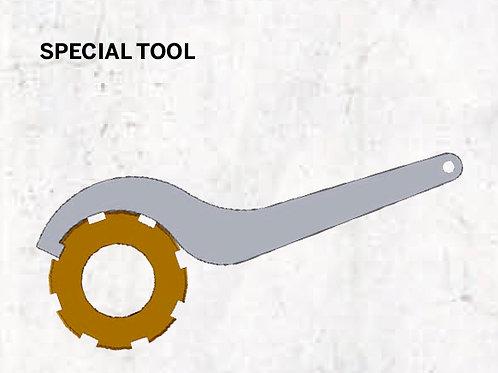 Erityistyökalu tiivisteboxille, Special tool for stuffingbox