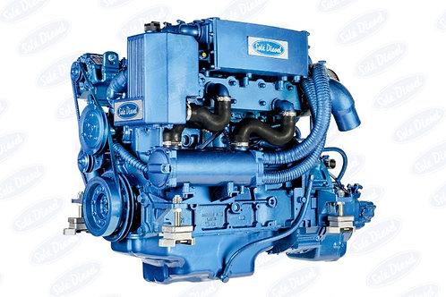 Solé Diesel SDZ-165 merimoottori, marinmotor, marine diesel engine SDZ-165