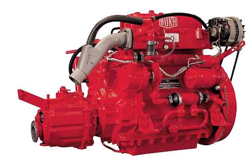 Bukh DV-36 ME merimoottori, marinmotor, marine engine Bukh DV-32 ME