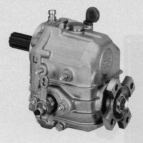 Merikytkin TMC 40P, Backslag, Marine gearbox TMC40P