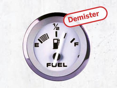 Polttoainemittari, Bränslemätare, Fuel gauge