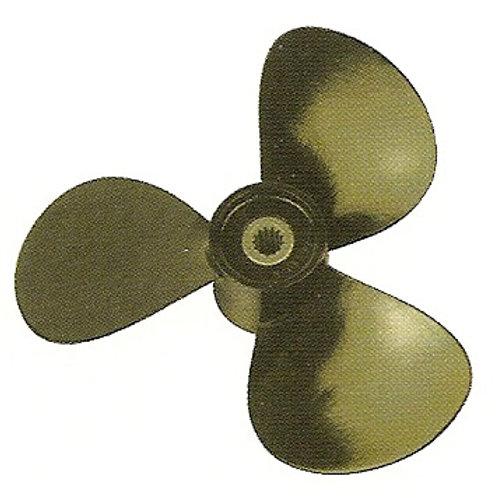 Potkuri alumiini 3-lapa Selva Sail-Drive, propeller 3-blade alumium Selva Sail
