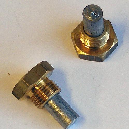 Sinkkianodi FNM, zink anod FNM, engine anode FNM