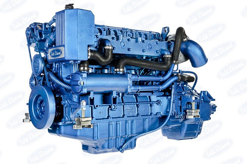 Solé Diesel SDZ-205 merimoottori, marinmotor, marine diesel engine SDZ-205