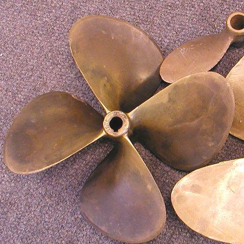 Käytetyt potkurit 4-lapa LEFT , Begagnade propellrar, Second-Hand Propeller