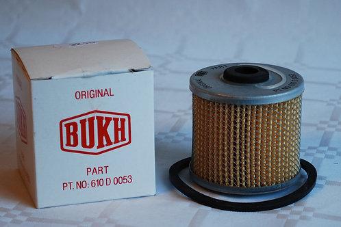 Polttoainesuodatin Bukh DV-10, DV-20, bränslefilter, fuel filter