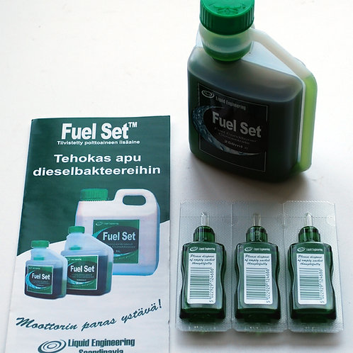 Polttoaineen lisäaine - Fuel conditioner