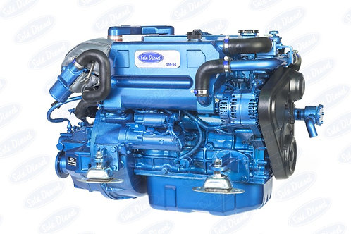 Solé Diesel SM-94 merimoottori, marinmotor, marine diesel engine SM-94