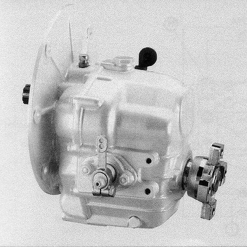 Merikytkin TMC 60A, Backslag, Marine gearbox TMC60A
