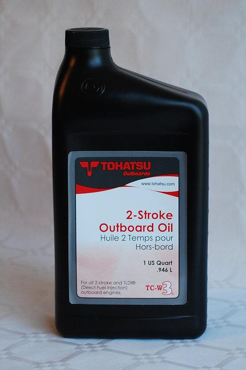 Perämoottoriöljy 2-tahti, 2-stroke outboard oil