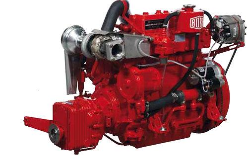 Bukh DV-48 ME merimoottori, marinmotor, marine engine Bukh DV-32 ME