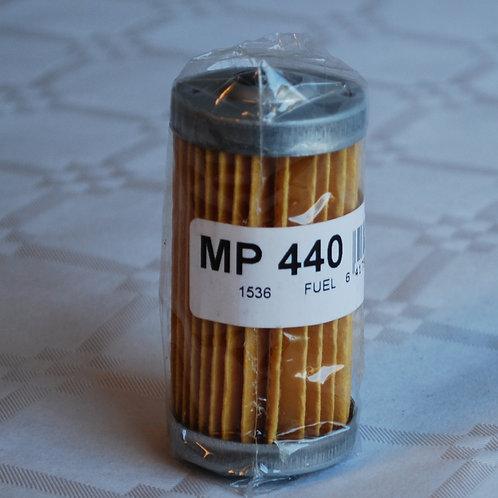 Polttoainesuodatin MP-440 Yanmar. Bränslefilter, Fuel filter
