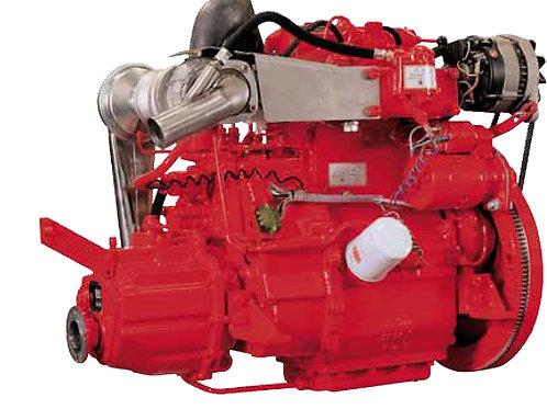 Bukh DV-32 ME merimoottori, marinmotor, marine engine Bukh DV-32 ME