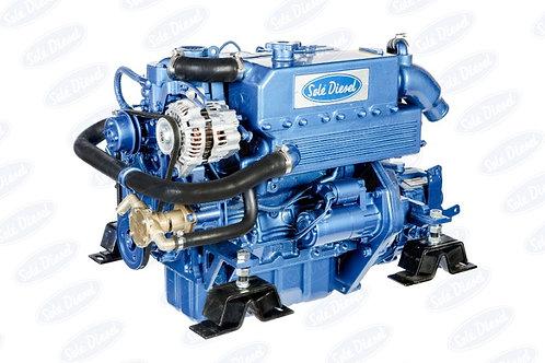 Solé Diesel MINI-44 merimoottori, marinmotor, marine diesel engine MINI-44