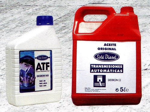 ATF- automaattivaihteisto öljy 1 liter, ATF-olje, ATF-oil