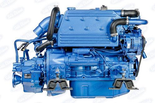 Solé Diesel MINI-74 merimoottori, marinmotor, marine diesel engine MINI-74