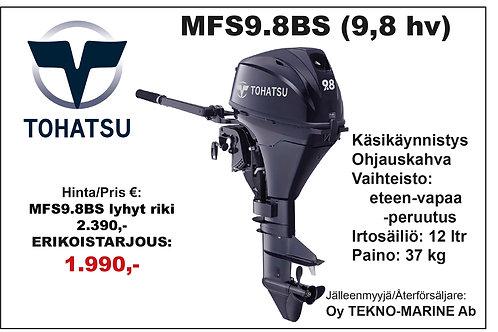 Tohatsu MFS9.8BS