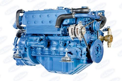 Solé Diesel SM-103 merimoottori, marinmotor, marine diesel engine SM-103
