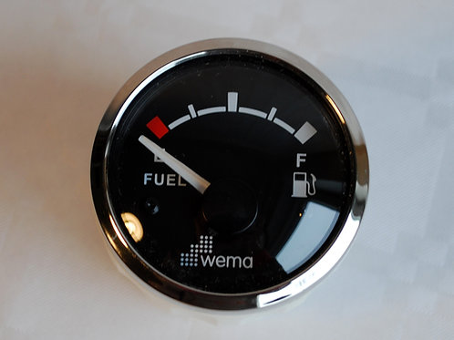 Polttoainemittari Wema, Bränslemätare, Fuel gauge