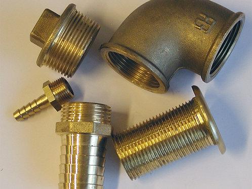 Letkuliitin, slang nippel, hose connector