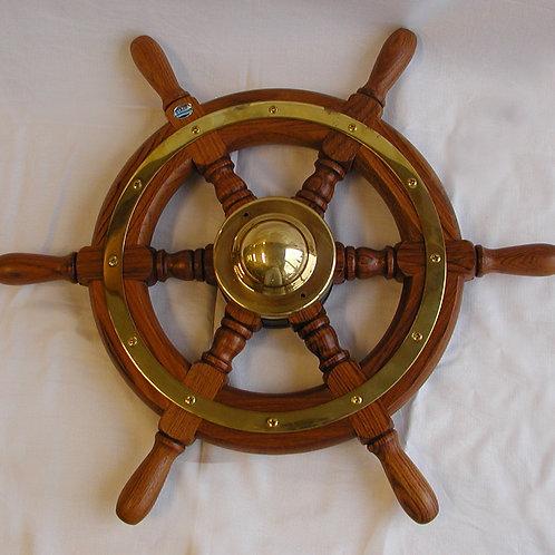 Pinnaruori pähkinäpuu tai teak, Styrrattar, Steering wheels