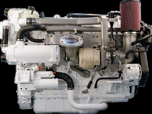 Hyundai SeasAll L-500 dieselmoottori, marin motor, marine diesel engine L-500