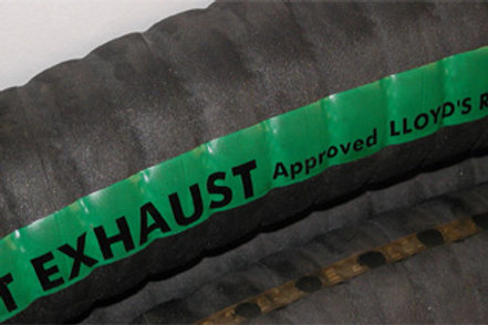 Pakoputkiletku, Avgasslang, Exhaust hose