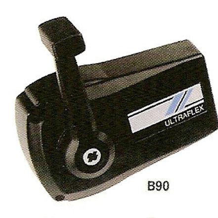 Kaukosäätölaite B-85, Fjärrkontroll, Remote control B-85 Ultraflex