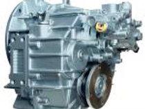 Merikytkin ZF 63A/63C , Backslag, Marine gearbox ZF63A, ZF 63C