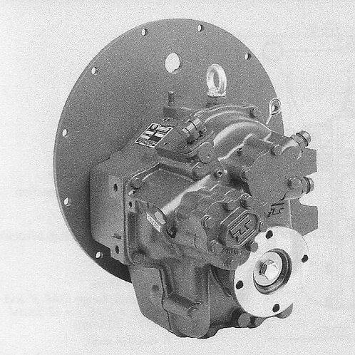 Merikytkin TM 93, Backslag, Marine gearbox TM 93 TechnoDrive