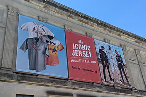 WAM's Iconic Jersey Exhibit Explores Baseball's Most Fashionable Garment and its Design History