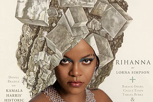Rihanna And Lorna Simpson Grace Us With A Dazzling 'Essence' Cover