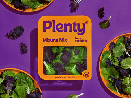 Plenty Puts The Sexy Back In Salad With This Rebrand From &Walsh