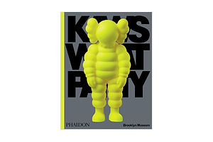 Phaidon's 'KAWS WHAT PARTY' Celebrates 25 Years Of The Prolific Artist