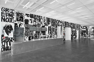 Adam Pendleton Takes Over The New Museum Lobby With Installation